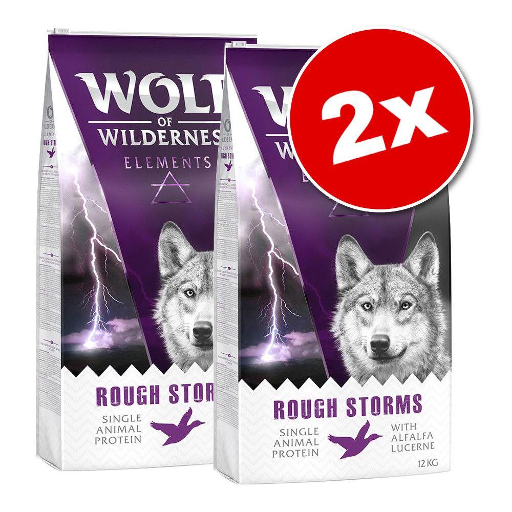 2x12kg Wolf of Wilderness \