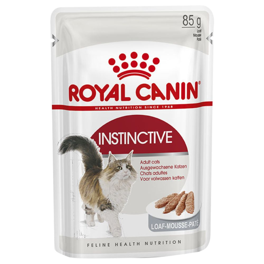 Royal Canin Instinctive Loaf - 48 x 85 g