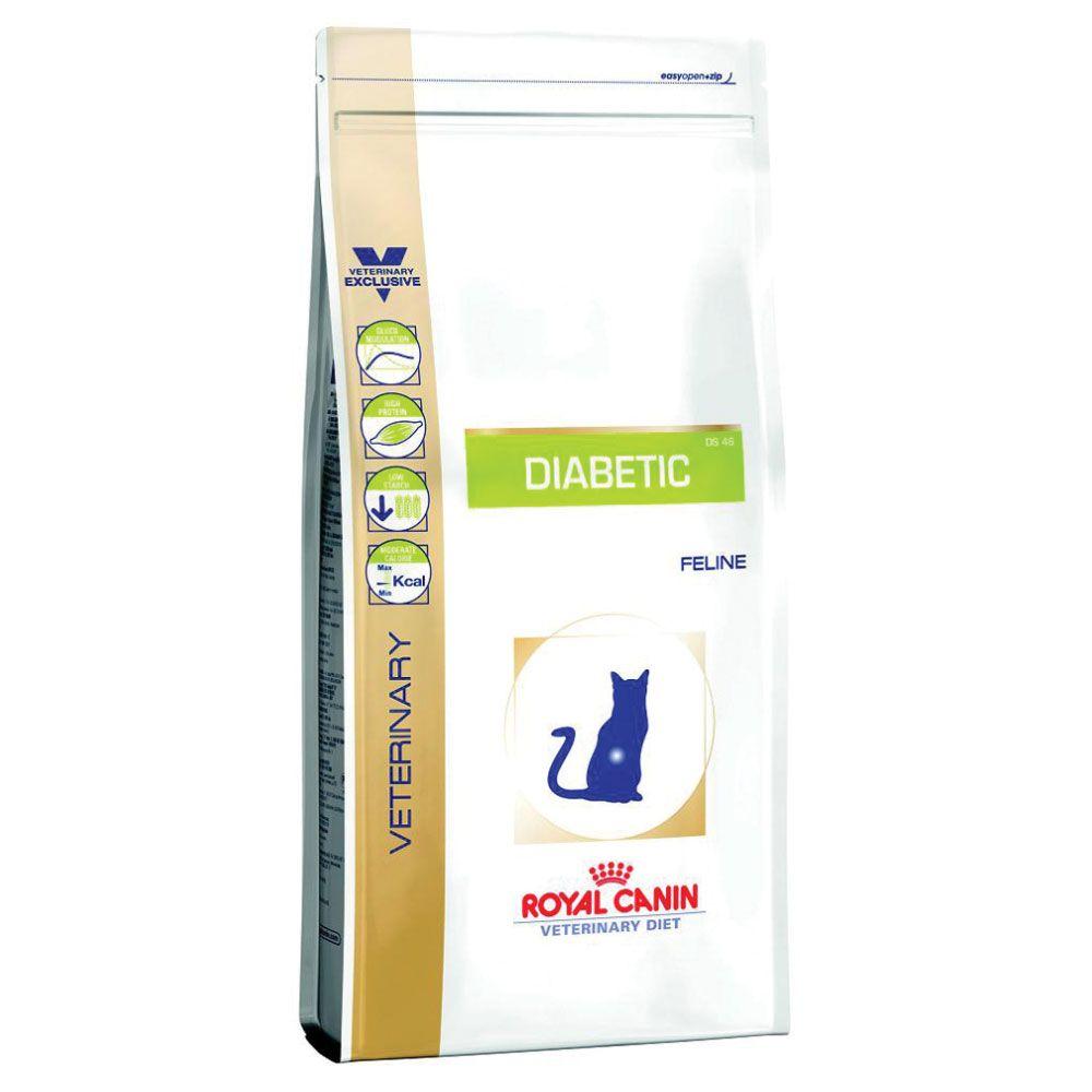 1,5kg Feline Diabetic DS 46 Royal Canin Vet Diet Kattemad