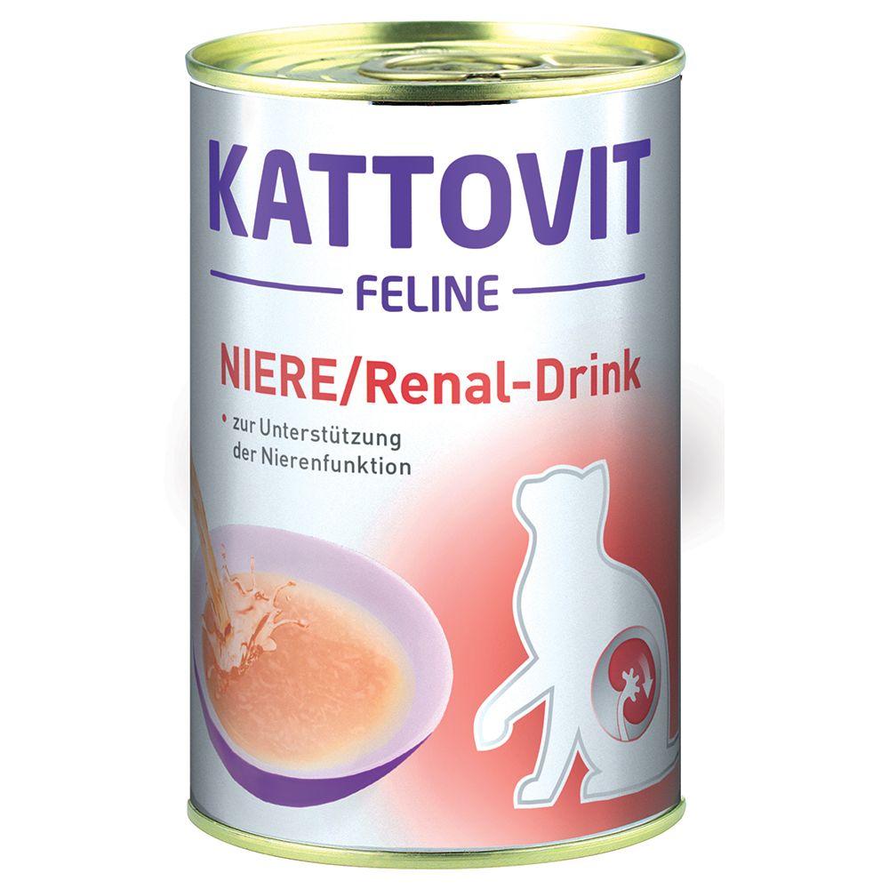 Kattovit Drink Niere/Renal - 12 x 135 ml