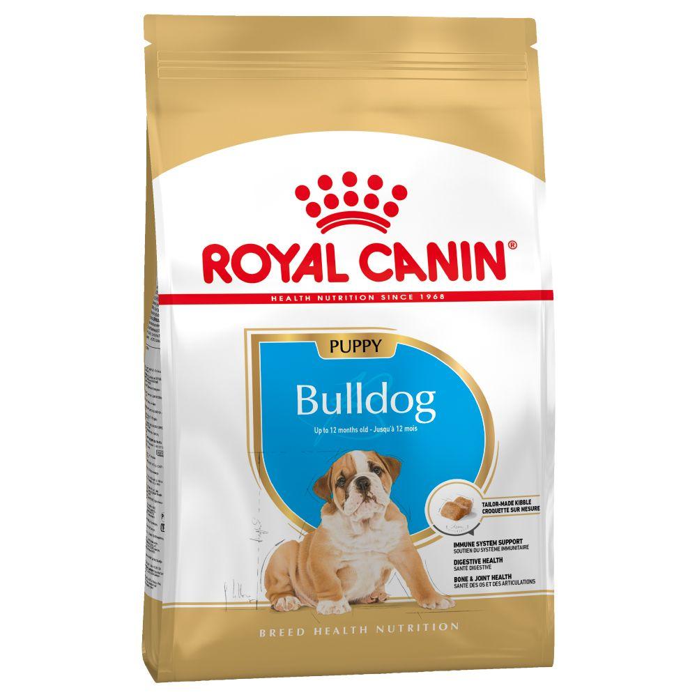 Royal Canin Bulldog Puppy - Economy Pack: 2 x 12kg