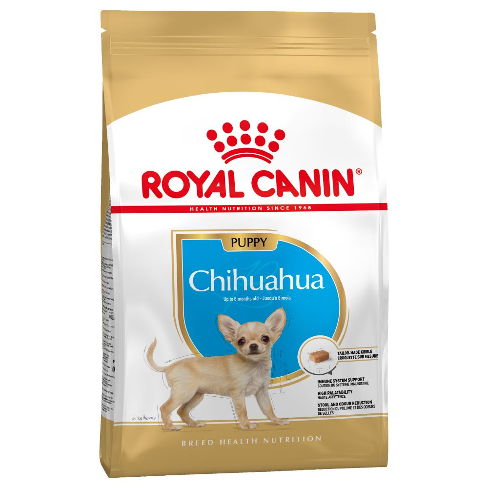 Puppy Chihuahua Royal Canin Dry Dog Food