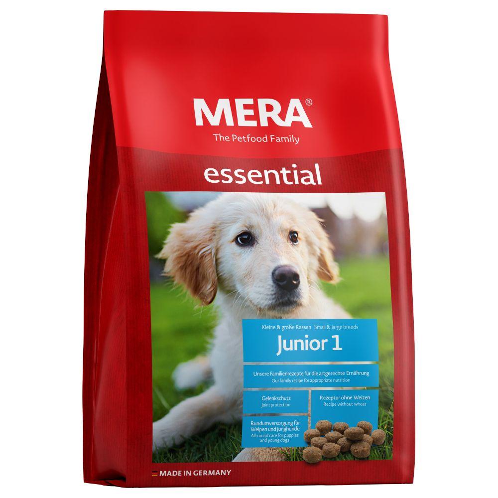 2x12,5kg MERA essential Junior 1 - Croquettes pour chien
