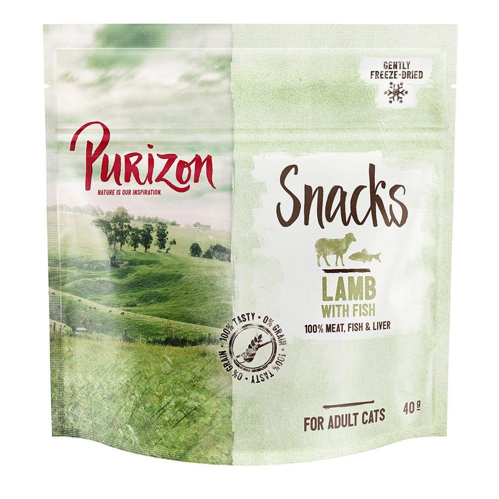 Purizon Snacks Lamb & Fish - Grain Free - 40 g