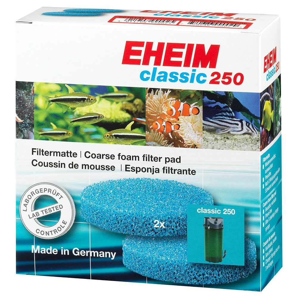 Eheim Coarse & Fine Filter Pads for eXperience/prof I & II