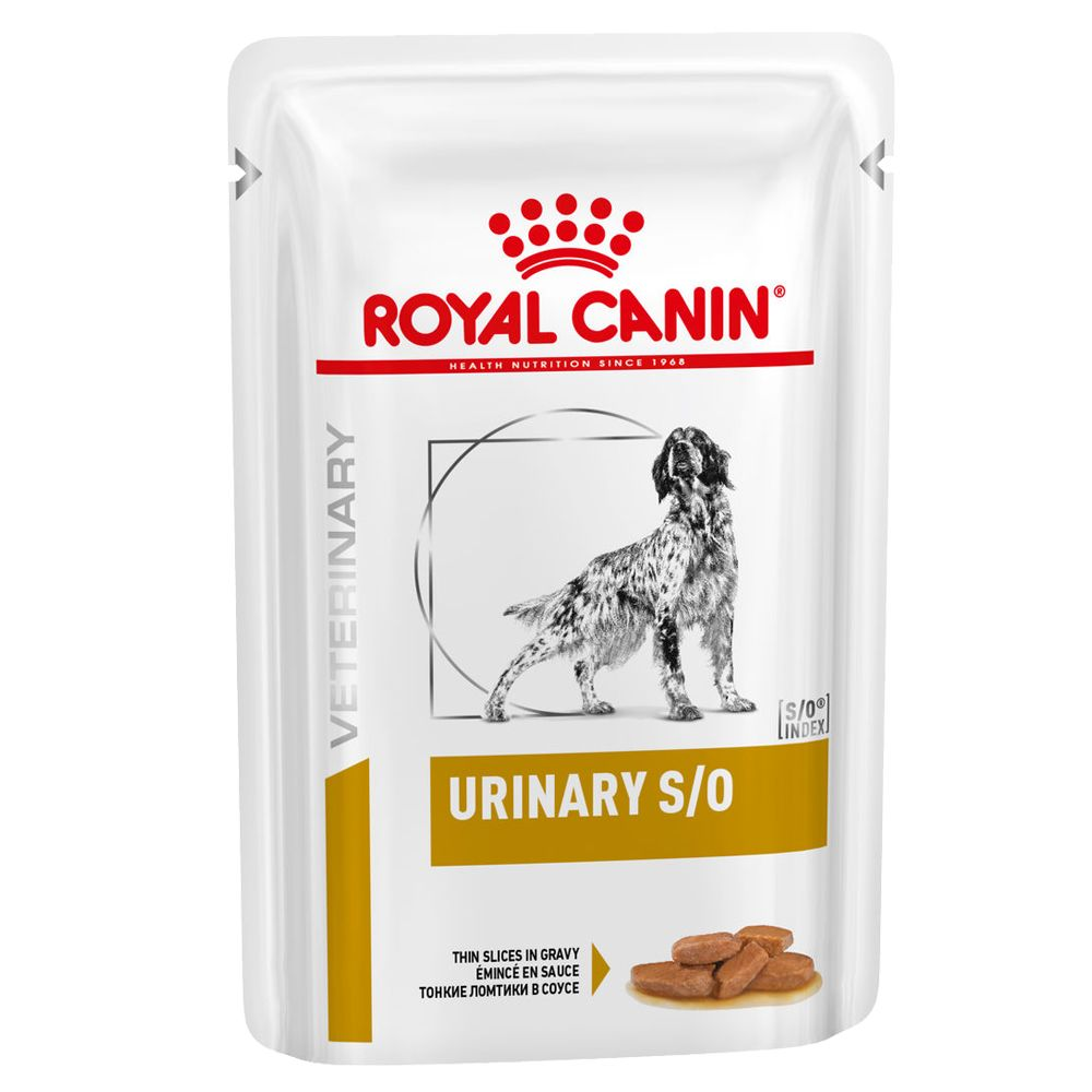 Royal Canin Canine Urinary S/O - Veterinary Diet - Ekonomipack: 24 x 100 g
