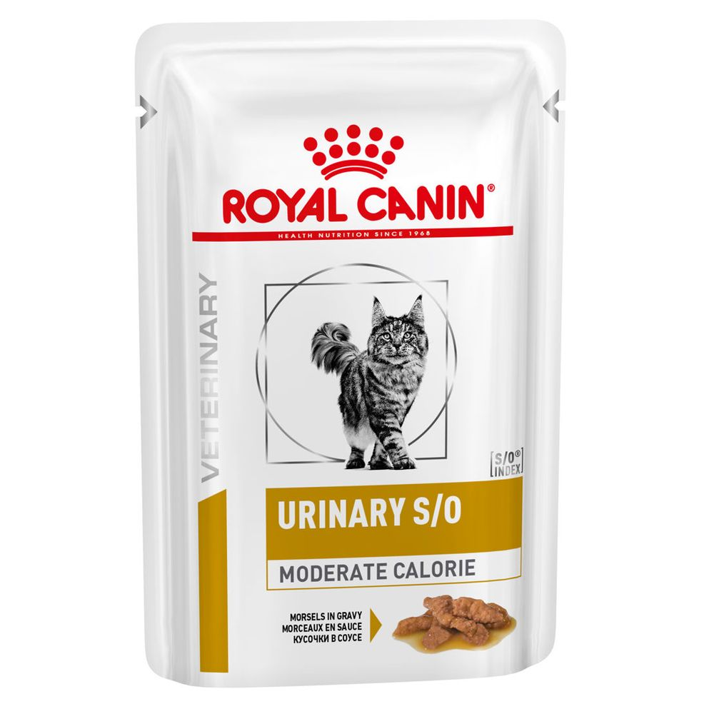 Urinary S/O Moderate Calorie Royal Canin Veterinary Diet