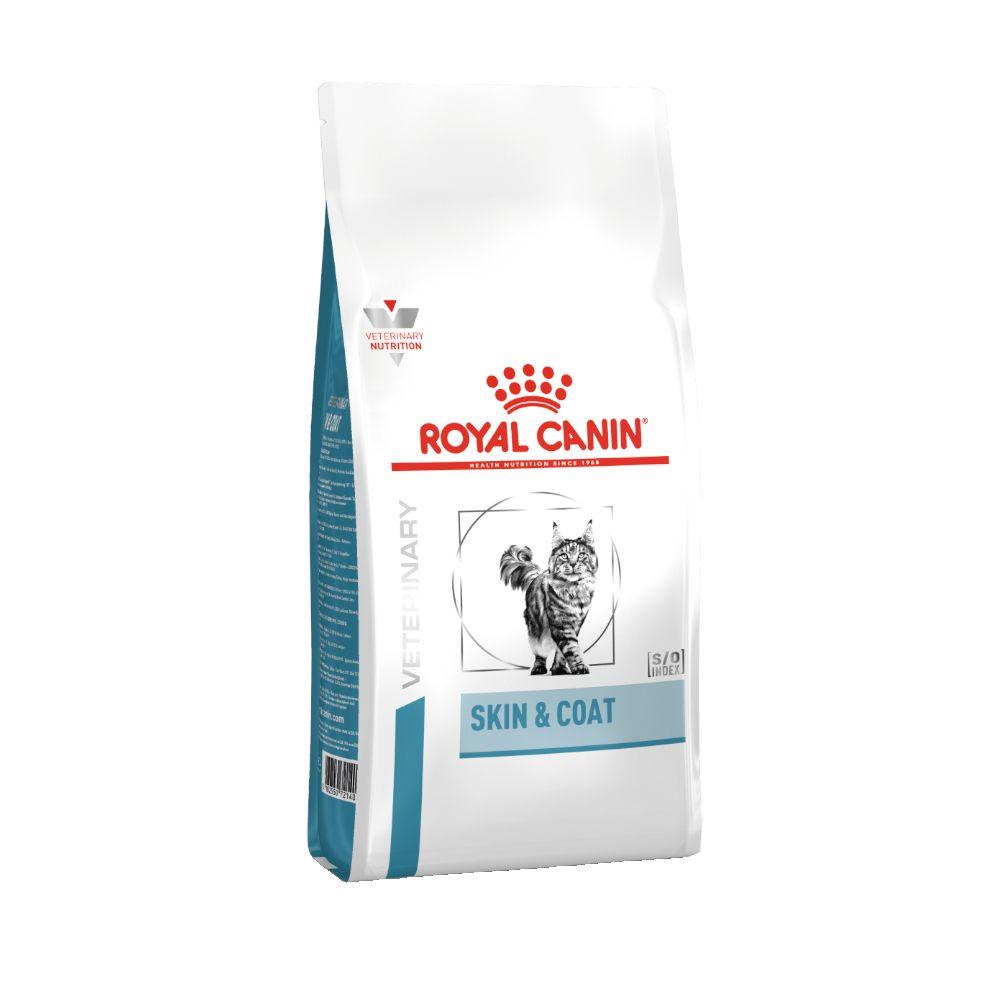 Royal Canin Veterinary Diet Feline Skin & Coat - 3,5 kg