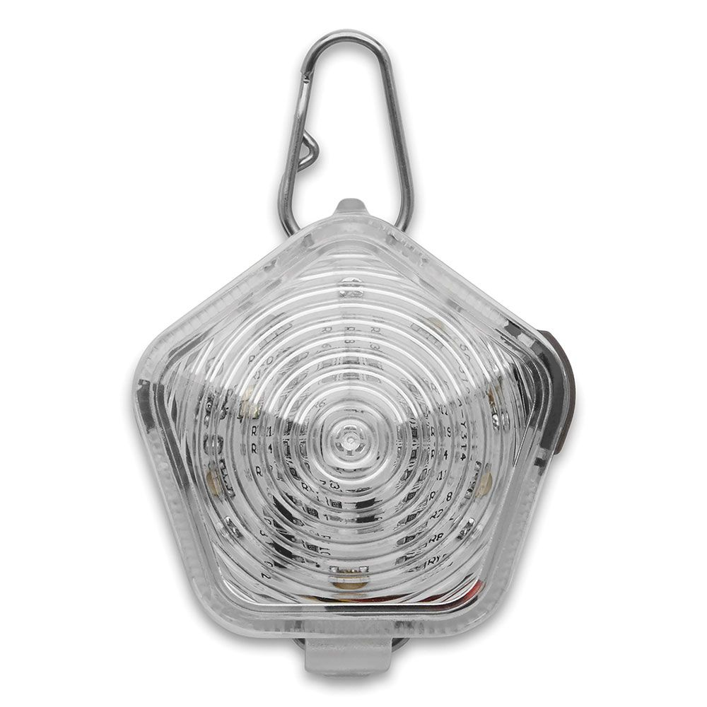 Ruffwear The Beacon™ Safety Light - Transparent