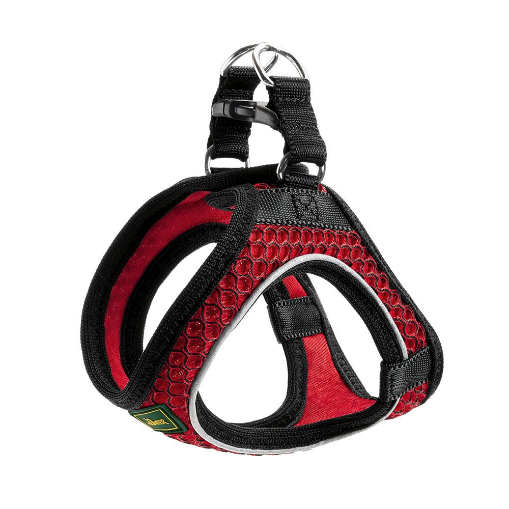 Hunter Hilo Soft Comfort Harness - Red - 33-36cm Chest Measurement