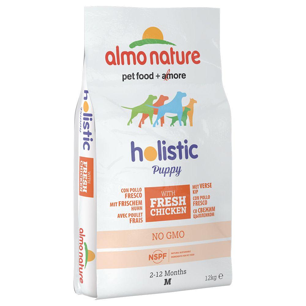 Almo Nature Holistic Medium Puppy Chicken & Rice