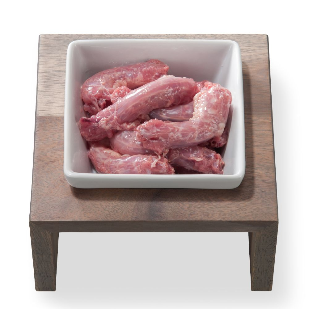 proCani Chicken Necks Raw Dog Food - 42 x 500g