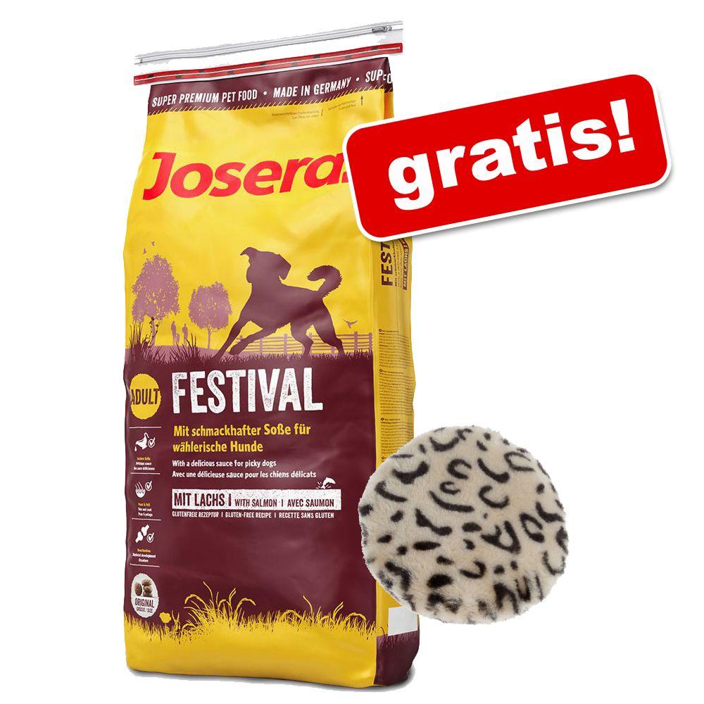 Josera 15 kg + en Dotti plyschleksak - Josera High Energy