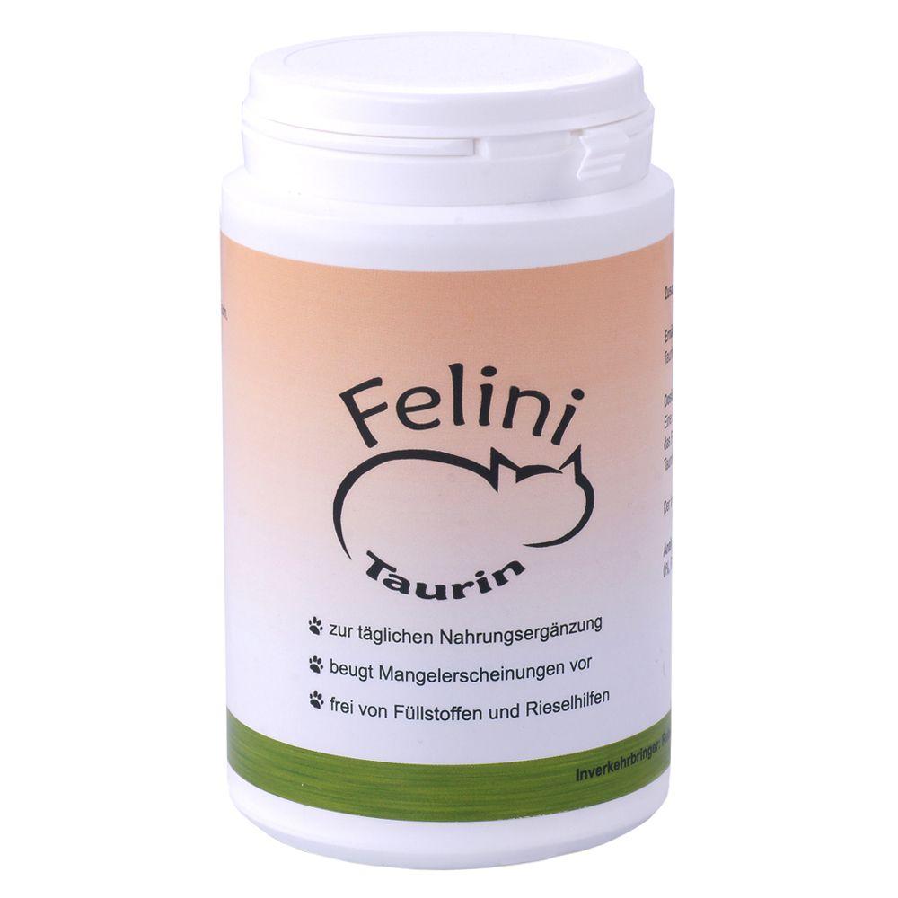 100g Felini Taurin pour chat - Complément alimentaire pour chat