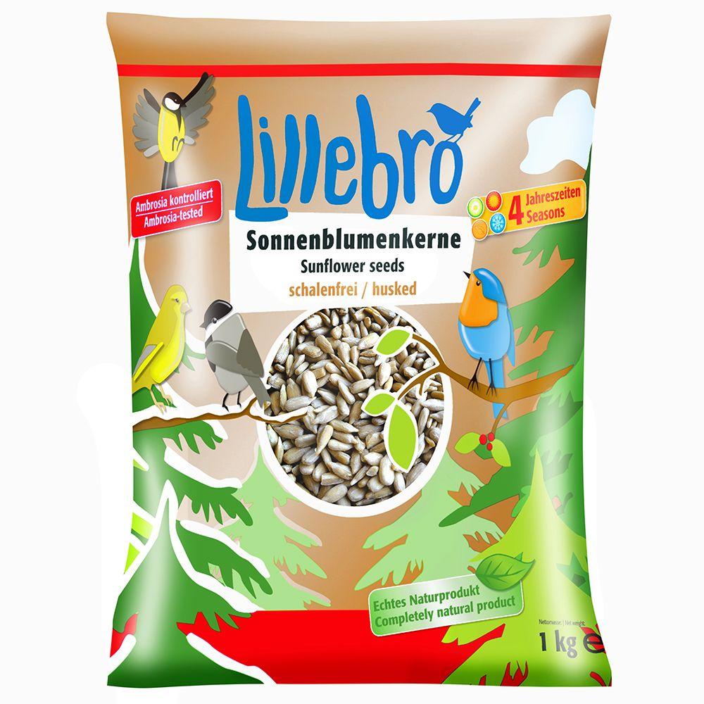 Lillebro geschälte Sonnenblumenkerne - 3 kg