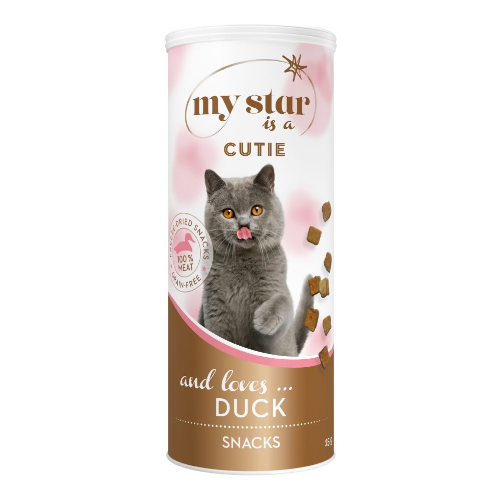 My Star is a Cutie Freeze Dried Snack - Duck - 25 g