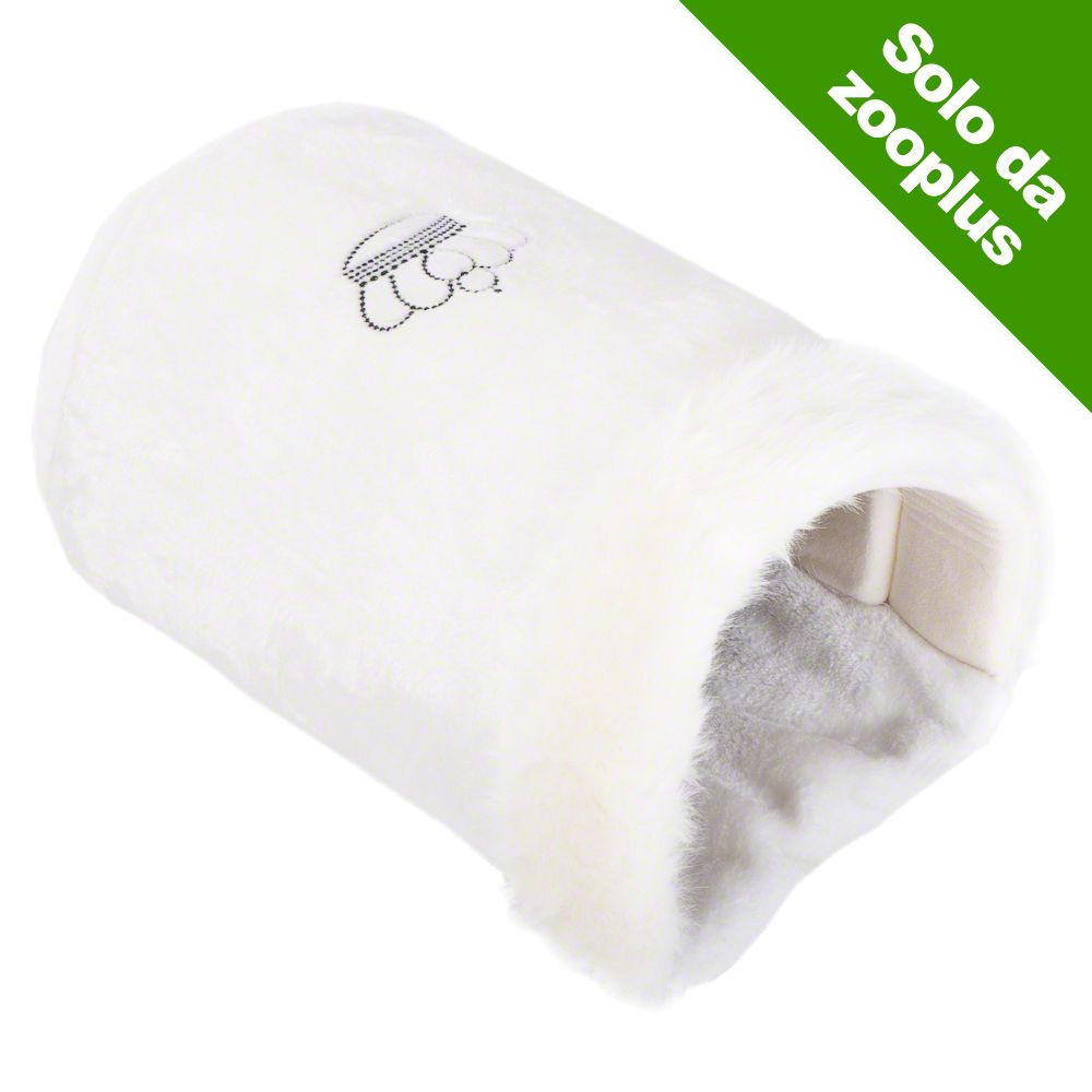 Image of Sacco a pelo Royal Pet White XXL - L50 x P35 x H28 cm