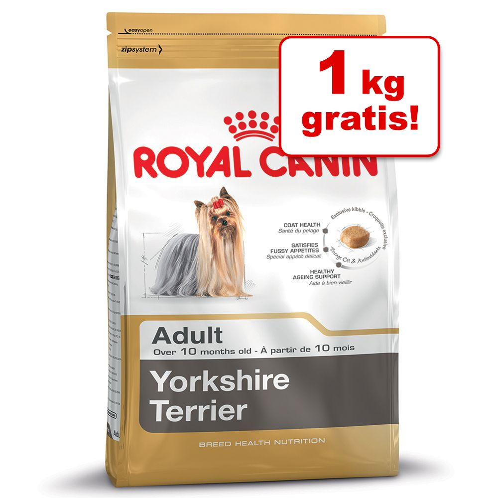 Foto 6,5 + 1 kg gratis! 7,5 kg Royal Canin Breed - Poodle Adult