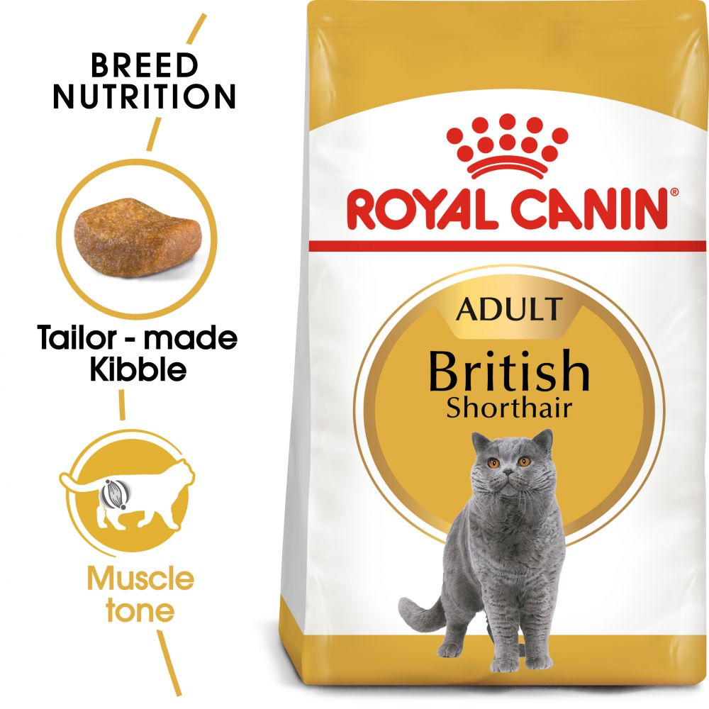 Royal Canin British Shorthair Adult - 400 g