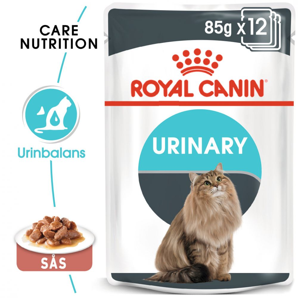 Royal Canin Urinary Care i sås - 12 x 85 g