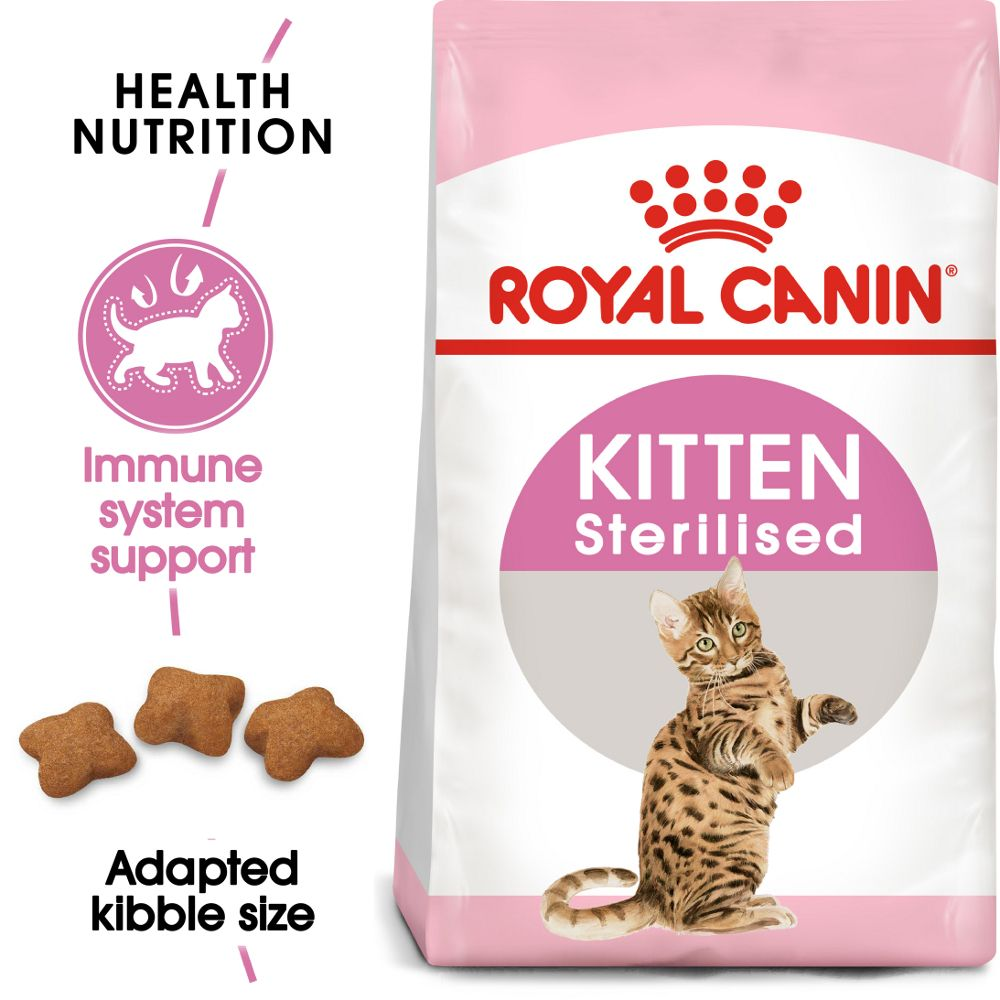 Royal Canin Kitten Sterilised - Ekonomipack: 2 x 3,5 kg
