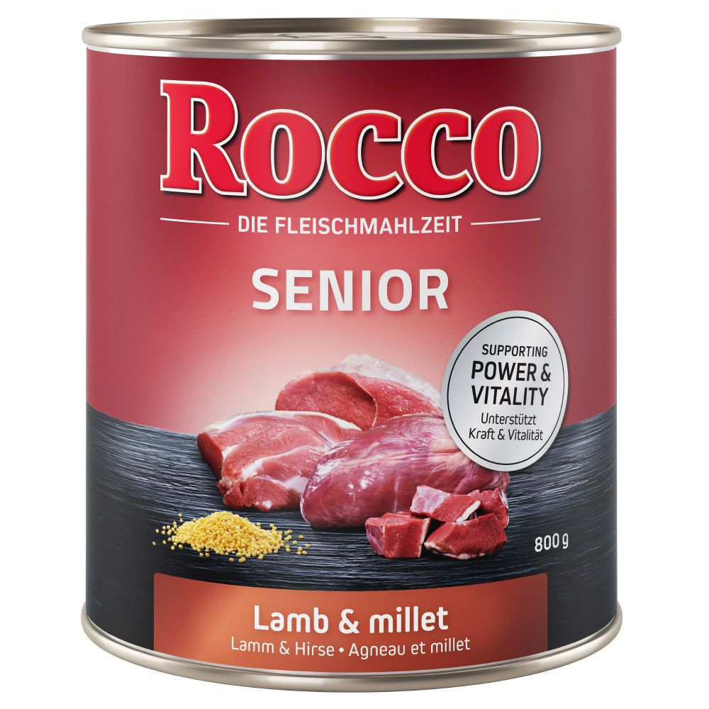 Poultry & Oats Rocco Wet Dog Food
