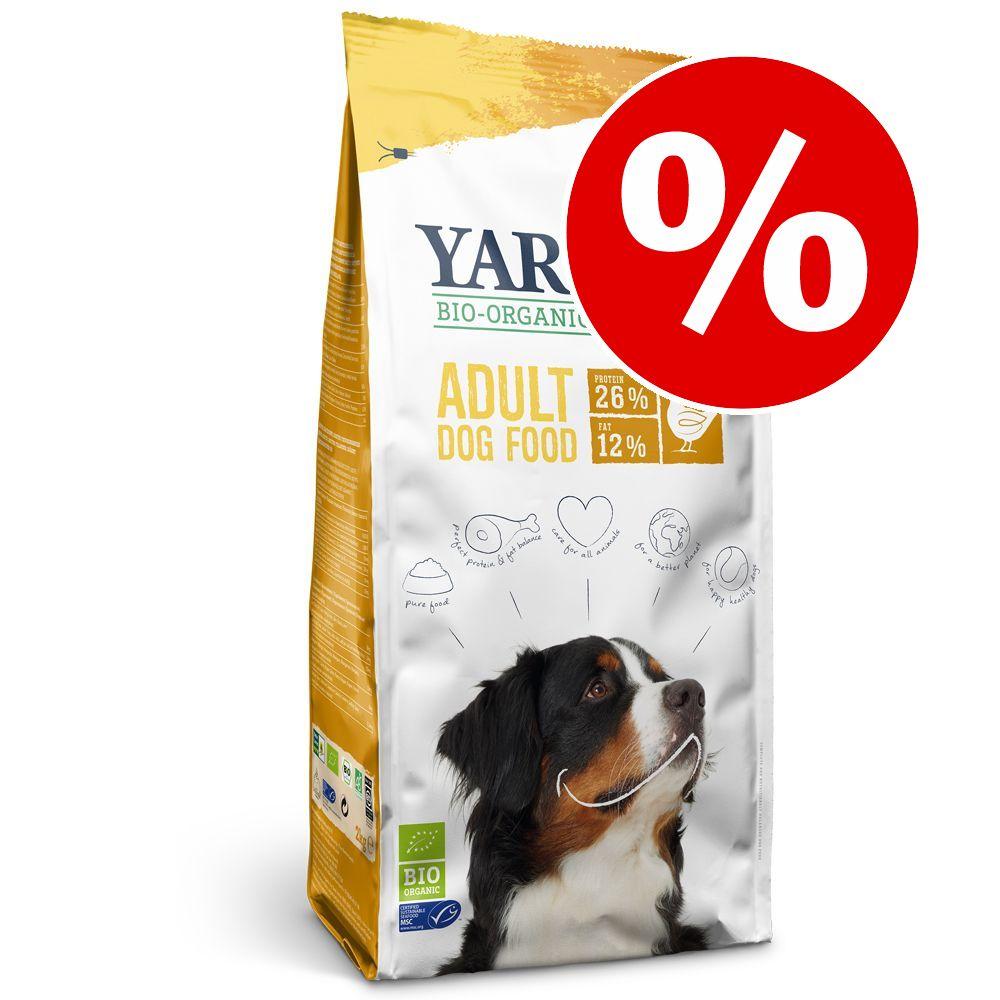 15 % rabatt! Yarrah Organic Chicken / Vega veganskt Chicken 15 kg