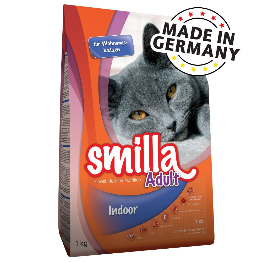 Smilla Adult Indoor - 1 kg