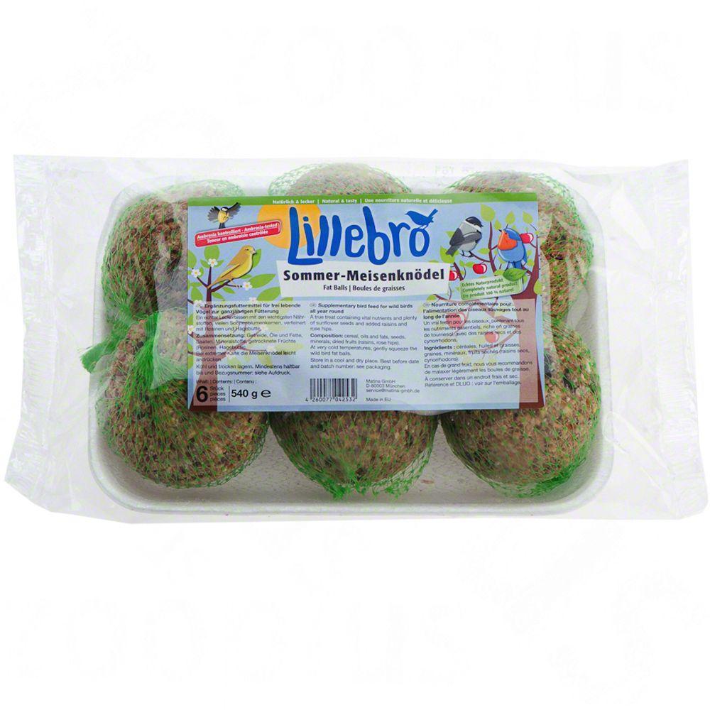 Lillebro Summer Fat Balls