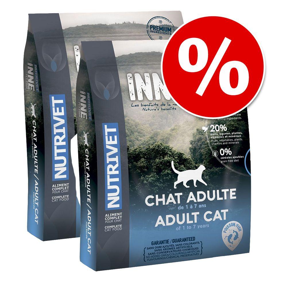 Sparpaket Nutrivet Inne Cat 2 x 6 kg - Adult Ch...