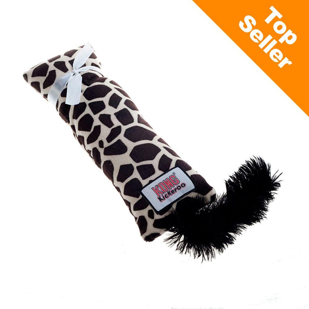 Kong Kickeroo - Giraff, ca 29 cm