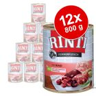 INOpets.com Anything for Pets Parents & Their Pets Rinti Saver Pack 12 x 800g - Chicken