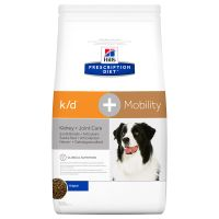 Hills Prescription Diet Canine k/d+Mobility - Economy Pack: 2 x 12kg