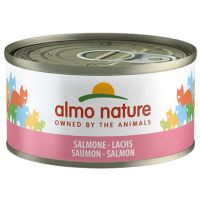 Image of 19 + 5 gratis! 24 x 70 g Almo Nature - Atlantikthunfisch