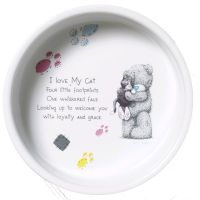 Me to You Ceramic Cat Bowl - 0.3 litre