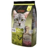 Leonardo Adult Gevogelte Grainfree Kattenvoer Dubbelpak: 2 x 7,5 kg