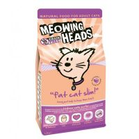 Meowing Heads Fat Cat Slim Adult Chicken & Salmon - 1.5kg