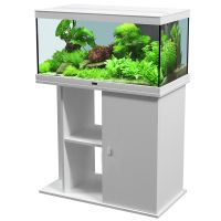 Aquatlantis Style LED 80 x 35 Aquarium Set - White