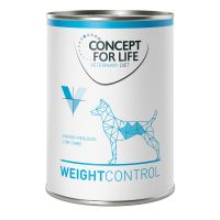 Image of Concept for Life Veterinary Diet Weight Control - 12 x 400 g