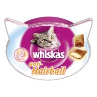 Whiskas Anti-Hairball - Saver Pack: 3 x 60g