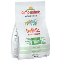 Almo Nature Holistic Small Dog - Adult Lamb & Rice - 2 kg Preisvergleich