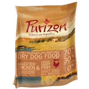 Purizon Adult Dry Dog Food Mixed Trial Packs - Mixed Pack 1 (3 x 1kg)