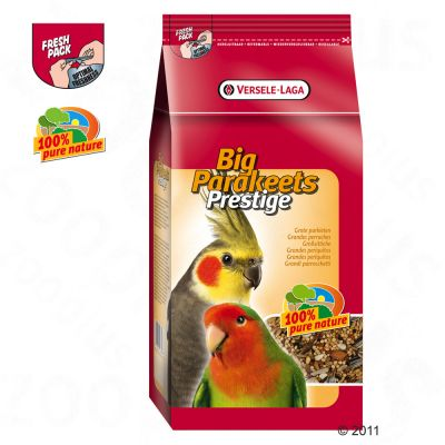 Prestige fågelfoder storparakiter – 20 kg