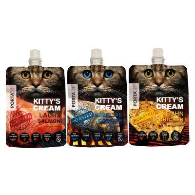 Porta 21 Kitty's Cream -lajitelma - 9 x 90 g (3 makua)