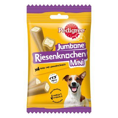 Pedigree Jumbone Mini snacks para perros pequeños - Buey 6 x 4 uds.
