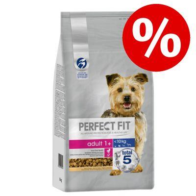 15 % alennusta 6 kg Perfect Fit -koiranruoasta! - 6 kg Adult Small Dogs (<10kg)