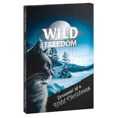 Wild Freedom Freeze-Dried Snacks Adventskalender