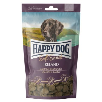 Happy Dog Soft Snack - Irlanti 6 x 100 g