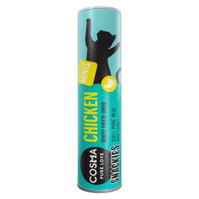 Cosma Snackies Minis - lohi 21 g