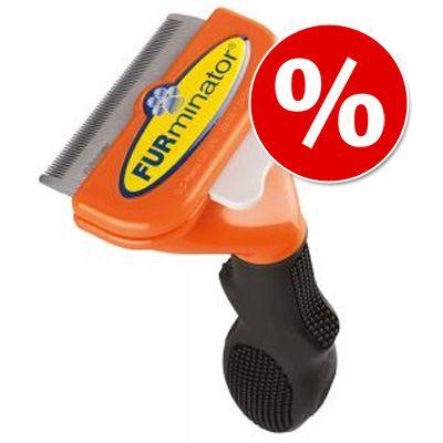 FURminator-turkinhoitotarvikkeet -20%! - Short Hair, M: kamman leveys 6,7 cm
